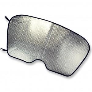 Parasol para coche metálico