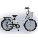 Bicicleta Eléctrica de Paseo JBM