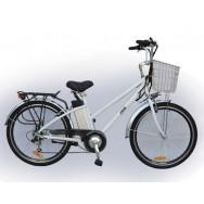 Electric Bike Ride JBM